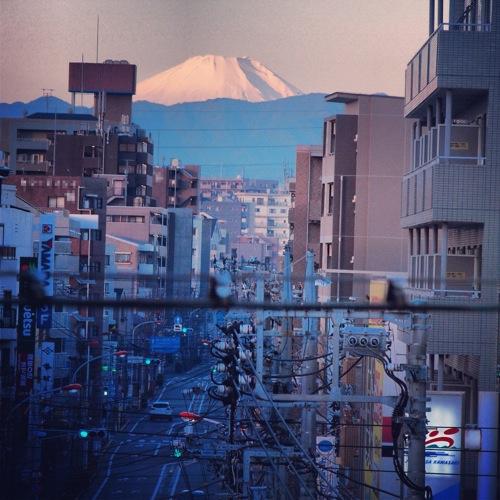 富士山 2013