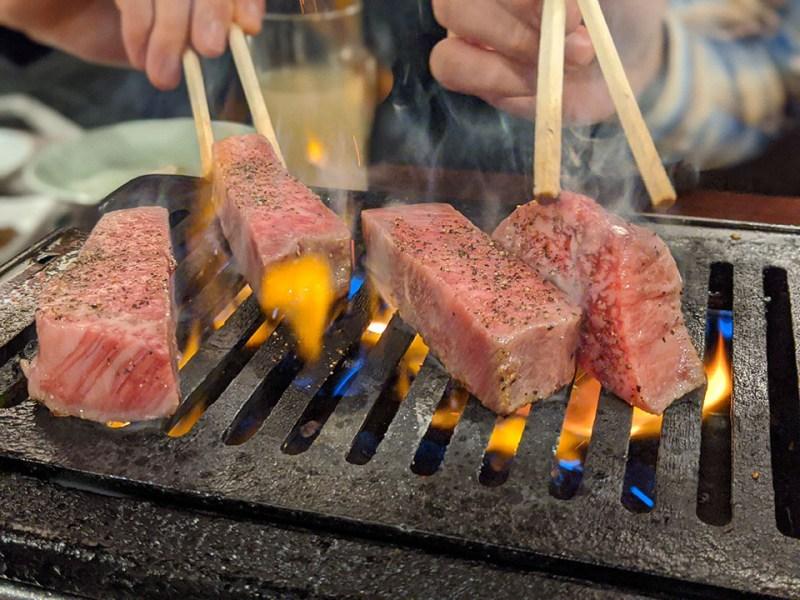 出汁で食べる焼肉 焼肉ゑびす本塵で出汁と肉のマリアージュで優勝してきた