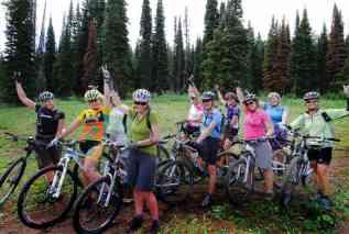 Grand Targhee Mountain Bike Clinic Amanda Carey 01
