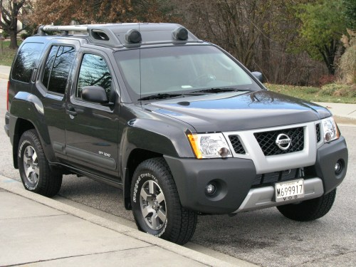 small resolution of roof rack off road lights xterra pictures