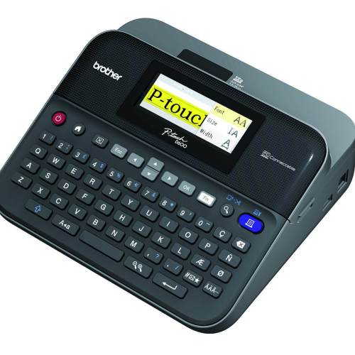 Brother PT-D600VP Label Printer