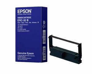 Epson ERC-32B black ribbon cartridge