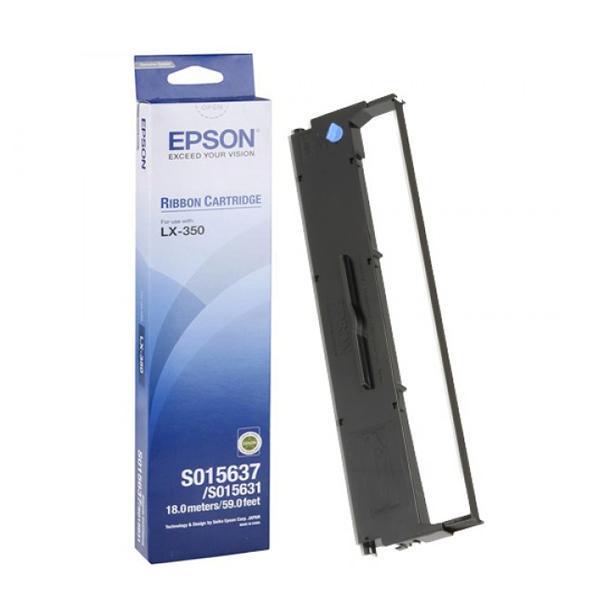 Epson S015637 SIDM ribbon cartridge