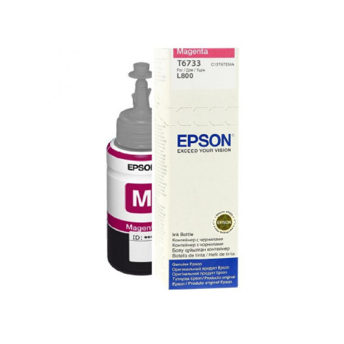Epson T6733 magenta ink cartridge