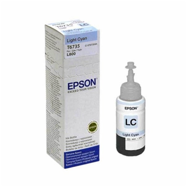 Epson T6735 light cyan ink cartridge