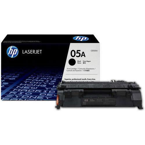 HP 05A Black Toner Cartridge CE505A