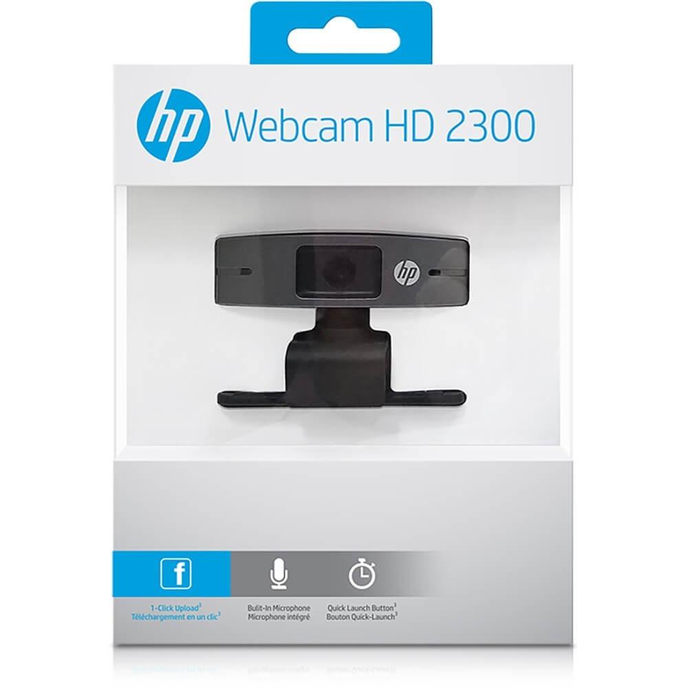 HP HD2300 webcam