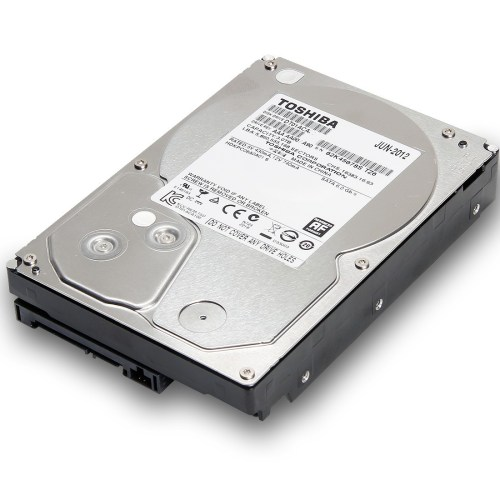 Toshiba 2TB Desktop Internal Hard Drive