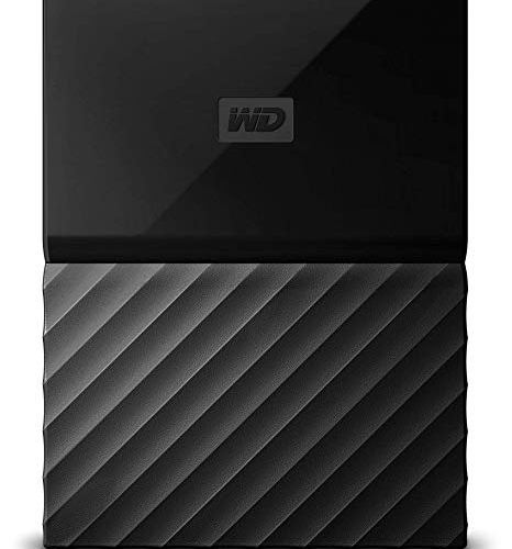 WD 1TB My Passport Portable Hard Drive