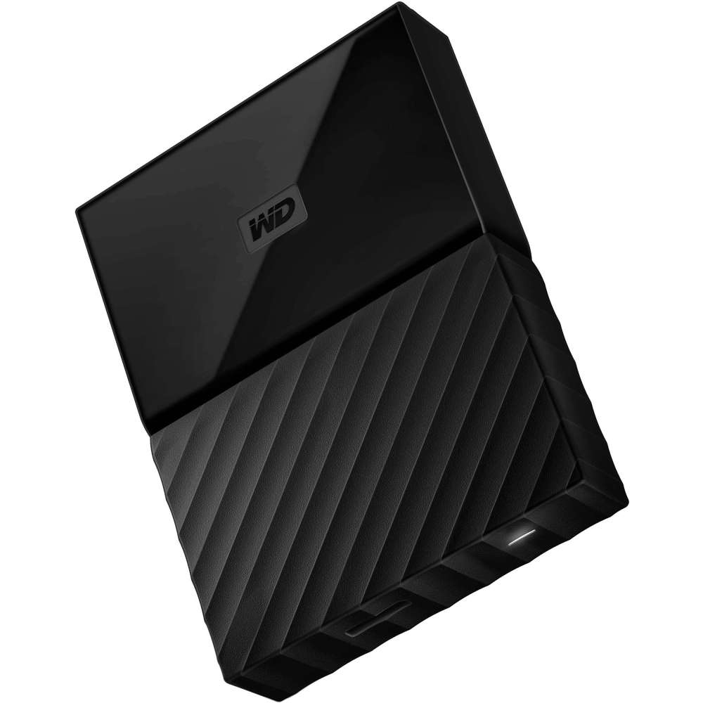 WD 4TB My Passport Portable Hard Drive