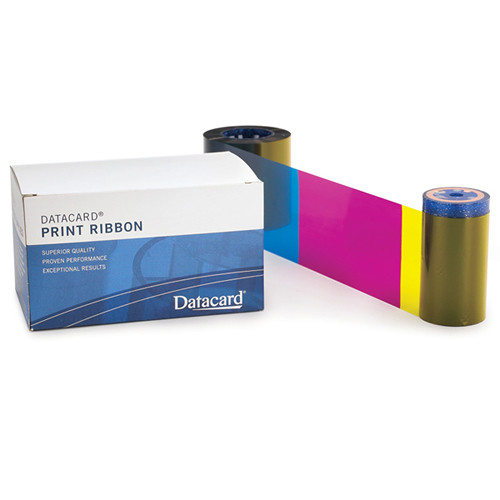 Datacard 534700-001-R010 YMCK-T colour Ribbon