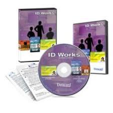 Datacard ID Works Standard v6.5 Software + Dongle