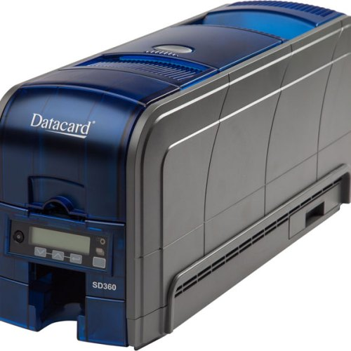 Datacard SD360 Dual Sided ID Card Printer