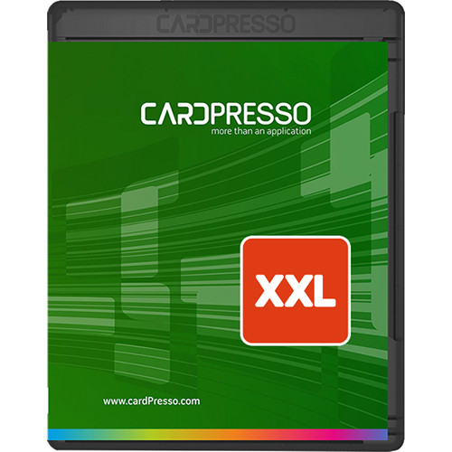 CardPresso XXL ID Card Software
