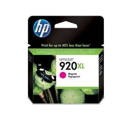 HP 920XL High Yield Yellow Ink Cartridge