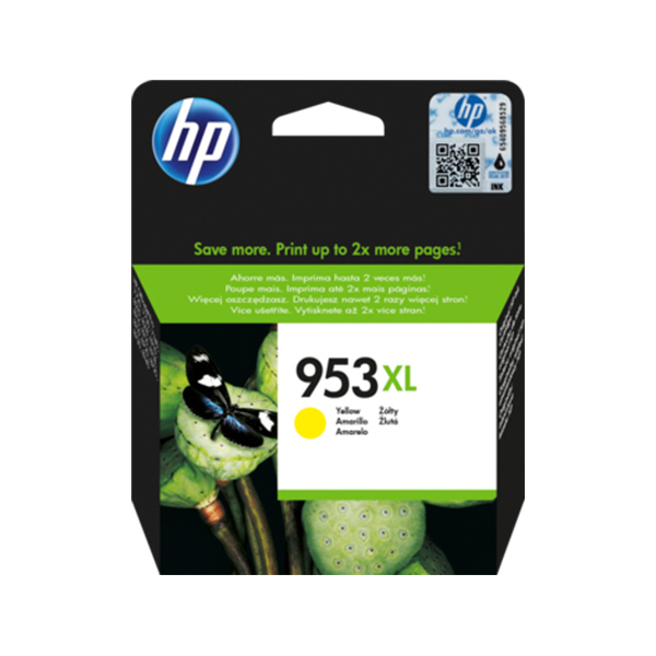 HP 953XL magenta ink cartridge