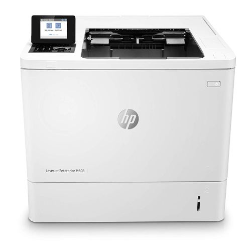HP LaserJet M608DN printer