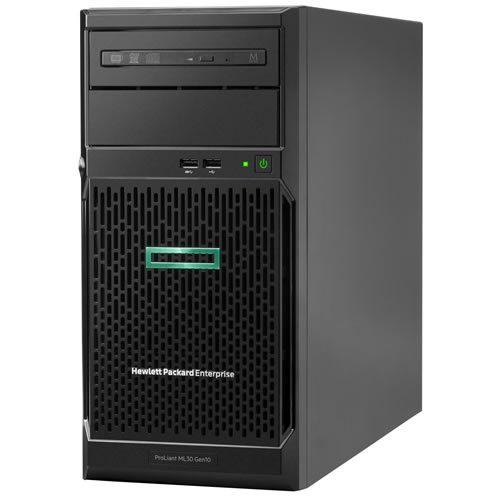 HP Proliant ML30 Gen10 4 core server