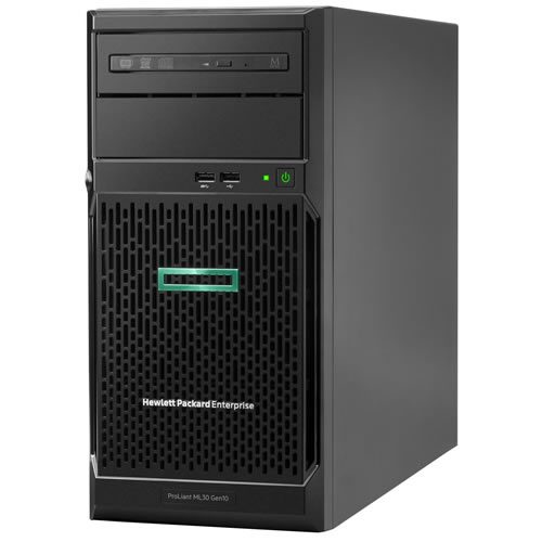 HP Proliant ML30 Gen10 4 core server