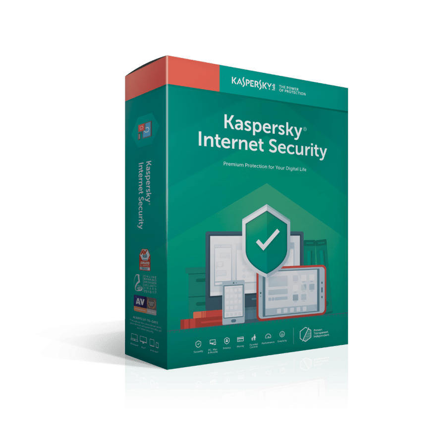Kaspersky Internet Security 2020 1 User