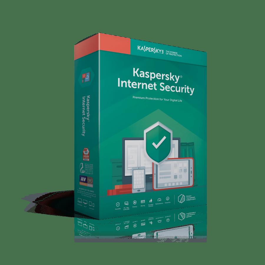 Kaspersky Internet Security 2020 1 User