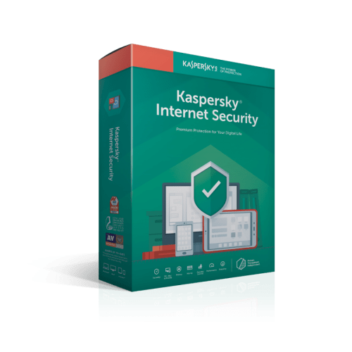 Kaspersky Internet Security 2020 3 User