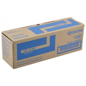 Kyocera TK-1140 Black Toner Cartridge