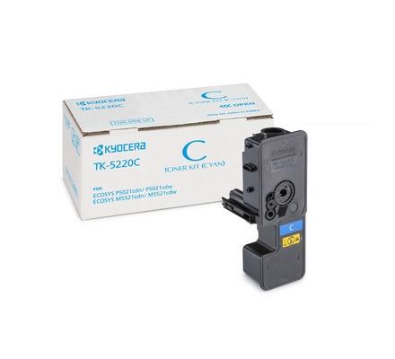 Kyocera TK-5220C cyan toner cartridge