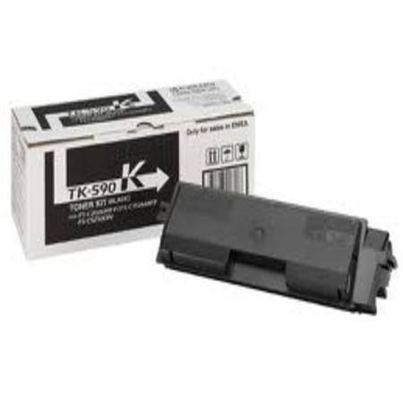 Kyocera TK-590K black toner cartridge