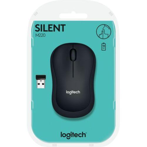 Logitech M220 Wireless Mouse