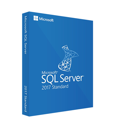 Microsoft SQL Server 2017 Standard Edition
