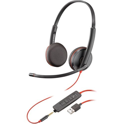 Plantronics blackwire 3220 USB type-A stereo
