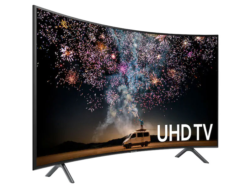 Samsung 55 inch Full HD Curved Smart TV
