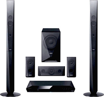 Sony DAV-DZ650 Bluetooth Home Theatre