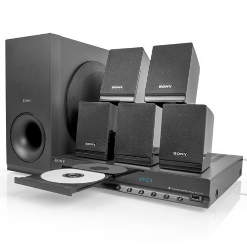 Sony DAV-TZ140 VD Home Theater System