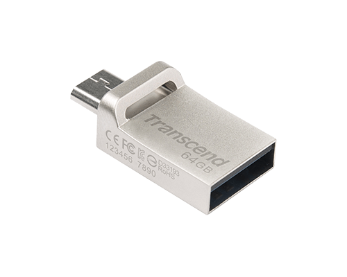 Transcend 64GB OTG Flash drive