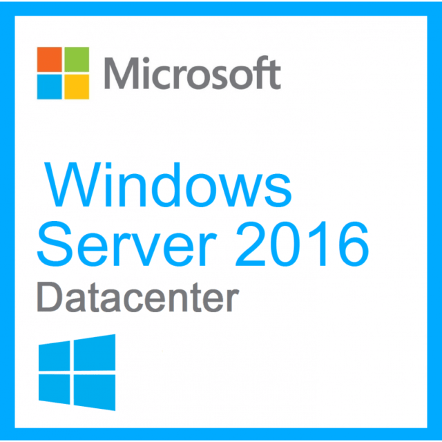 Windows Server 2016 Datacenter Core