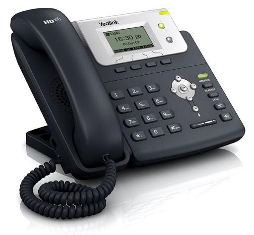 Yealink SIP-T21P entry level IP phone