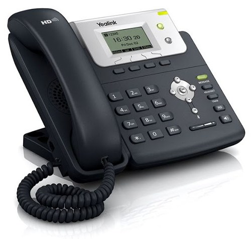 Yealink SIP-T21P entry level IP phone