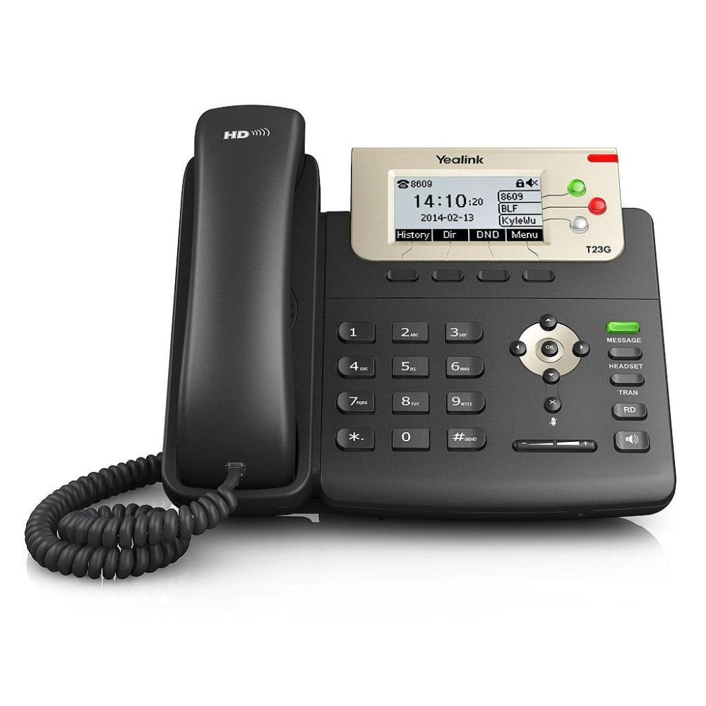 Yealink SIP-T23G VoIP Phone