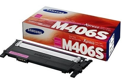 Samsung CLT-M406S Magenta Toner