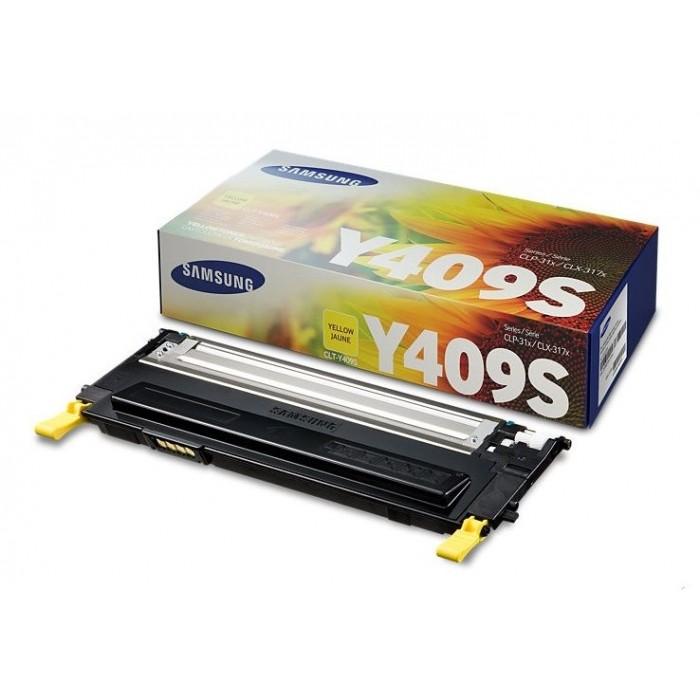 Samsung CLT-Y409S Yellow Toner