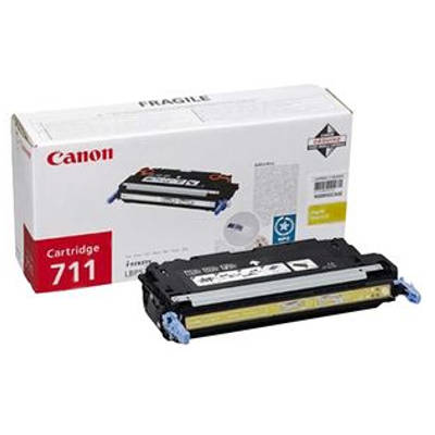 Canon 711 Yellow toner cartridge