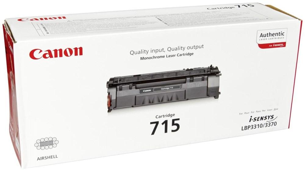 Canon 715 toner cartridge