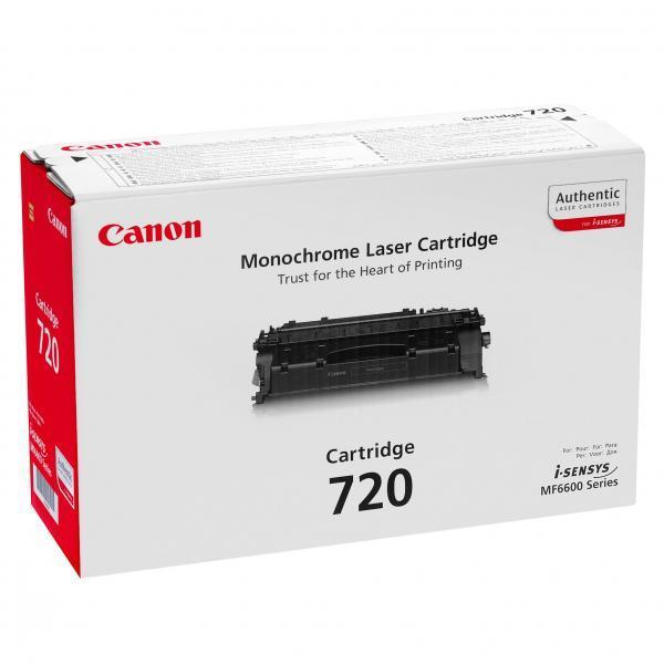Canon 720 toner cartridge