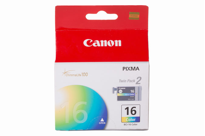 Canon BCI-16 Color Ink Cartridge