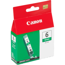Canon BCI-6 Green Ink Cartridge