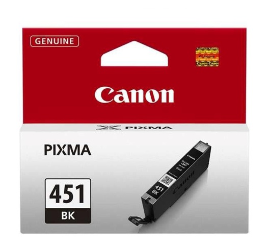 Canon CLI-451 Black Ink Cartridge