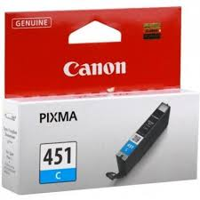 Canon CLI-451 Cyan Ink Cartridge