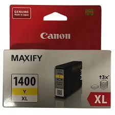 Canon PGI-1400 XL Yellow Ink Cartridge